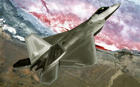 Lockheed Martin F22 Raptor Wallpapers Hd Download