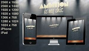 Ambition - Wallpaper by LazerFlip on DeviantArt