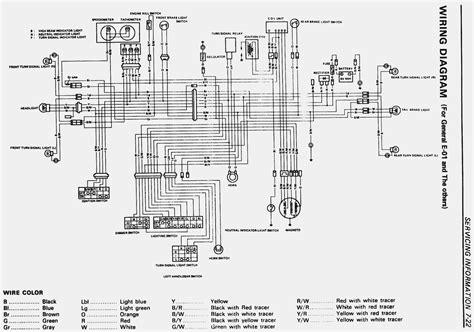 Suzuki King 300 Atv Wiring Diagram by K 5 Wiring Diagram Suzuki C90 Camizu Org