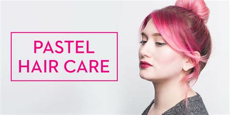 Hair Tips by How To Care For Pastel Hair Tips For Pastel Pink Hair