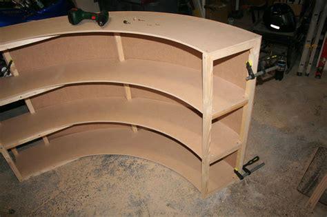 meuble bar quart de cercle fabrication maison avis