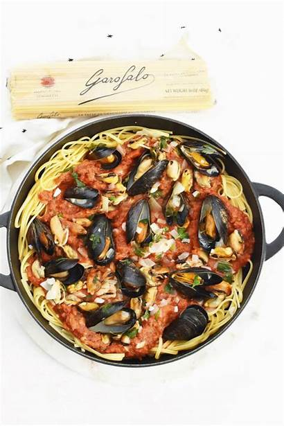 Pasta Mussels Sauce Recipes Dinner Recipe Sizzling