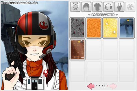 Anime Naruto Girl Creator Rinmaru Games Mega Anime Avatar Creator