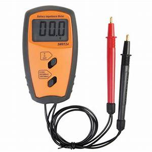 Innenwiderstand Batterie Berechnen : sm8124 batterie innenwiderstand spannungsmessinstrument pr fvorrichtung zur anz us ~ Themetempest.com Abrechnung