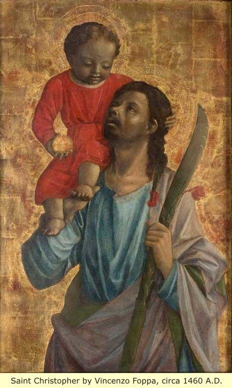1000+ Images About St Christopher  In Art On Pinterest
