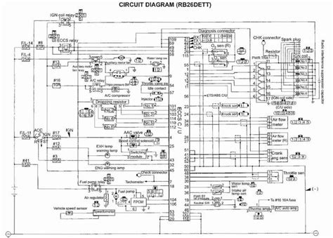 wiring diagram for nissan 1400 bakkie 1 nissan