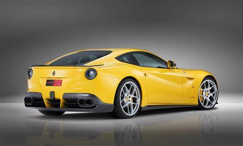 F12 Horsepower by 2013 Novitec Rosso F12 Berlinetta Generates 774