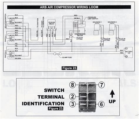 arb air compressor wiring diagram jeffdoedesign
