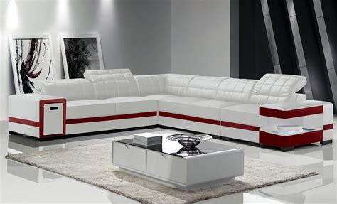 canapé en cuir design grand canapé d 39 angle design cuir