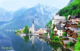 vacation registry wedding summer green hallstatt austria interesting places to