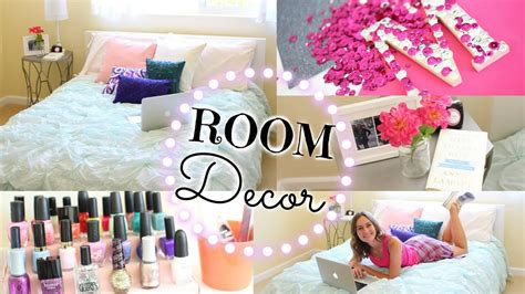 How To Make Decorations - easy diy ways to re decorate your room primrosemakeup