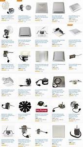 Nautilus Bathroom Fan Light Replacement Parts