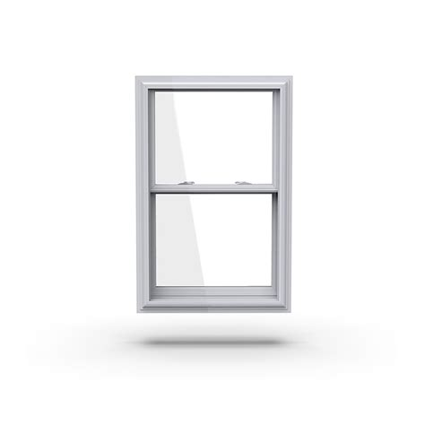 double hung premium vinyl windows paradigm windows  series