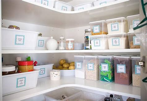 Pantry Organizers : 15 Stylish Pantry Organizer Ideas For Your Kitchen