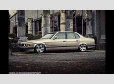 MikeCrawatPhotography BMW E32 730i AccuAir Suspension