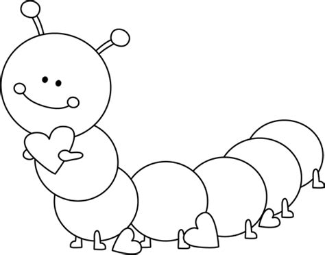 snoopy valentines day clipart black and white black and white s day caterpillar clip
