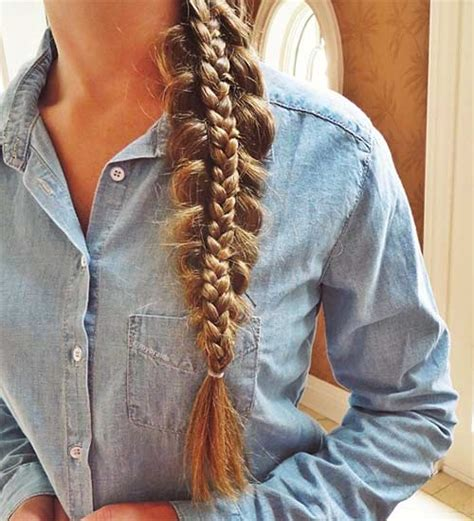 Amazing French Braids You Feel Have