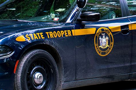 New York state troopers shoot man with bow and arrow upstate