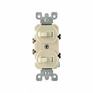 Leviton 15 Amp Single
