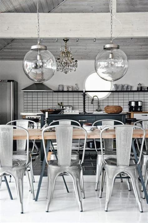 pendant lights the dining table norse white design