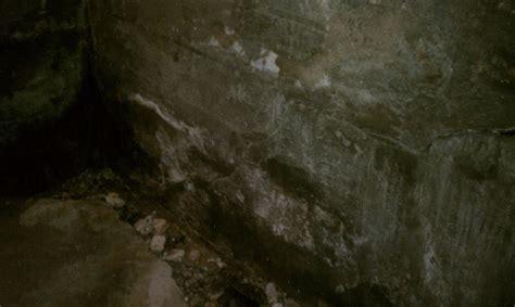 Foundation Repair   Basement Walls and Basement Floor