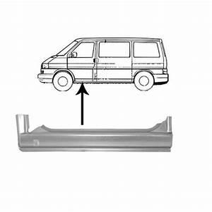 Pieces Vw T4 : bas de caisse avant gauche volkswagen transporter t4 1990 2003 carrosserie bas de caisse ~ Medecine-chirurgie-esthetiques.com Avis de Voitures