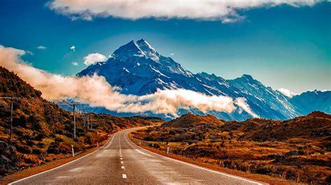 New Zealand Landscape Mountains · Free Photo On Pixabay