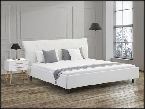 bett mit matratze und lattenrost 160x200 betten house