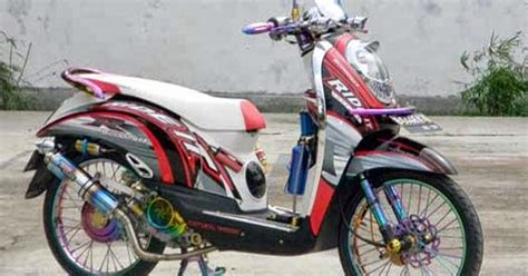 Modifikasi Motor Scoopy Injeksi by Gambar Modifikasi Honda Scoopy Fi Indonesia Motorcycle