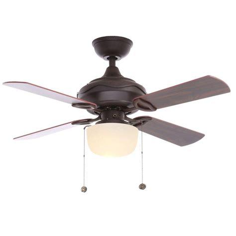 Hampton Bay Ceiling Fan Courtney 42 In Indoor Ceiling