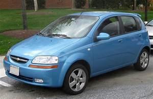 2007 Chevy Aveo Hatchback