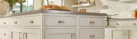 Make a unique statement with inset cabinetry.