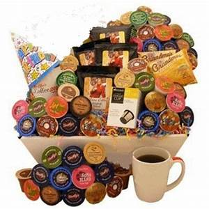 K Cup Coffee Gift Basket Any occasion K Cup Gift basket