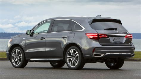 Acura Mdx Wallpaper by 2017 Acura Mdx Sport Hybrid Wallpapers And Hd Images