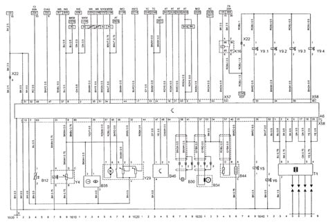wiring diagram for vauxhall vectra towbar