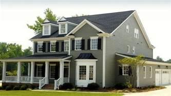 Home Design Exterior Color Schemes Gallery