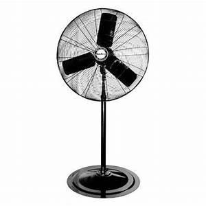 Industrial Grade 30 Inch Pedestal Fan