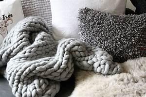 Chunky Knit Decke : die besten 25 stricken decke grobstrick ideen auf pinterest chunky knit decke finger ~ Whattoseeinmadrid.com Haus und Dekorationen