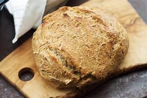 Four A Pain Maison : recette de pain maison facile et rapide sans p trissage ~ Premium-room.com Idées de Décoration