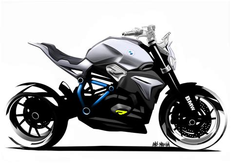 bmw bike concept bmw concept roadster motorcycle sketches photo gallery
