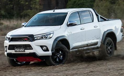 toyota hilux design toyota reviews
