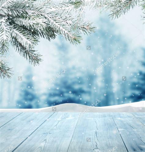 winter backgrounds  psd eps ai illustrator