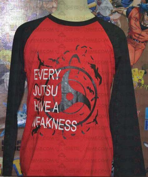 jual baju kaos itachi uchiha shippuden distroanime t shirt