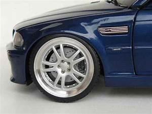 Jantes 19 Pouces Bmw : bmw m3 e46 cabriolet miniature bleue jantes 19 pouces kyosho 1 18 voiture ~ Gottalentnigeria.com Avis de Voitures