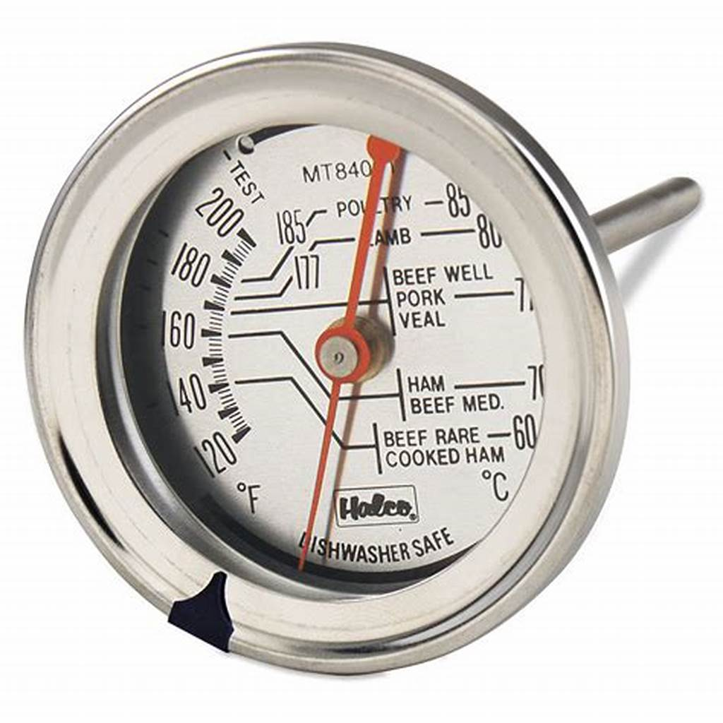 #Browne #Mt84001 #Meat #Thermometer #Dual #Face #Dial