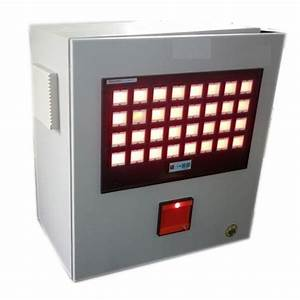 Annunciator Panel Manufacturer From Pimpri Chinchwad