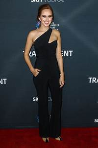 ELIZABETH MCLAUGHLIN at Transparent Season 2 Premiere in ...