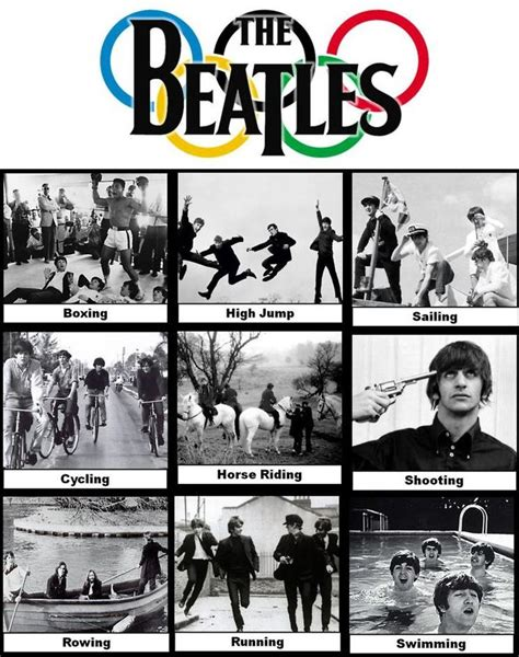 The Beatles Meme - the beatles olympics by whisper1236 on deviantart beatle funnies and memes pinterest the o