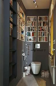 Ides De Papier Peint Pour Toilette Original Galerie Dimages