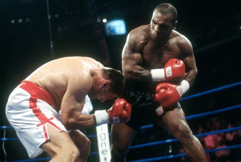 Mike Tyson Could KO Deontay Wilder In ONE MINUTE Aged 53 ...